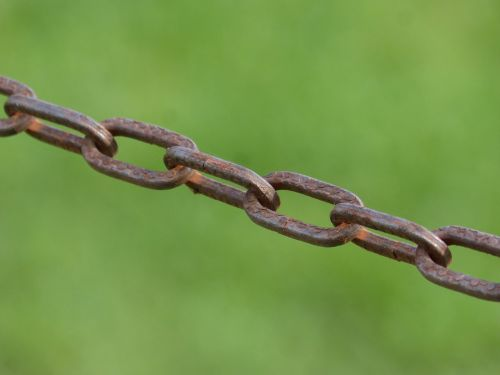 string chain tie