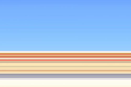 Stripe Blue Shear Background