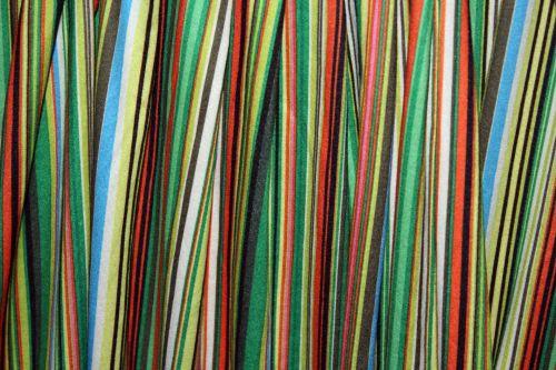 Stripe Colorful Cloth 3