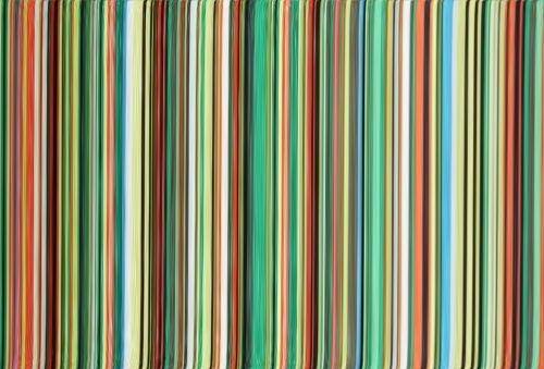 Stripe Colorful Cloth Background 2
