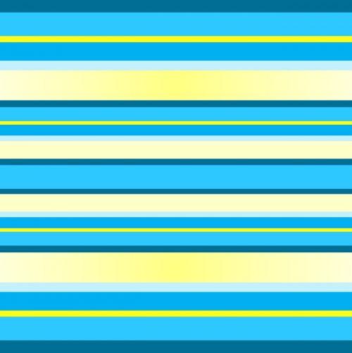 stripes yellow aqua