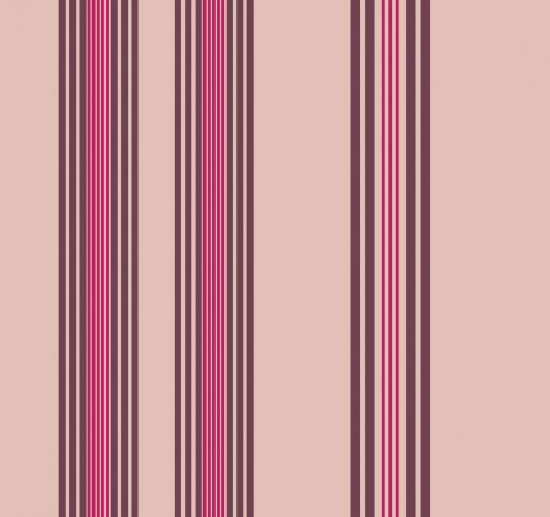 Stripes Background Pink Shades