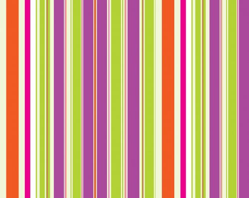 Stripes Colorful Background