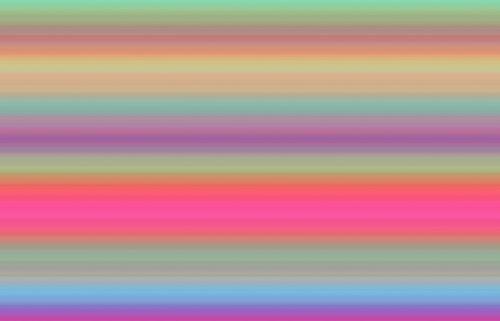Stripes Colorful Gradient Blend