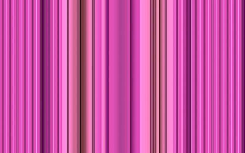 Stripes Pink Background