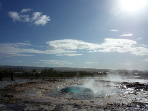strokkur geyser iceland