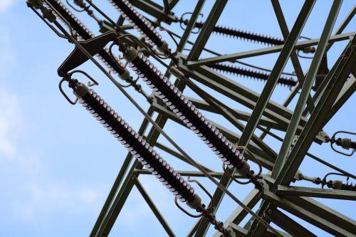 strommast current wires