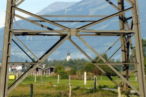 strommast scaffold steel