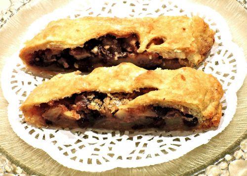 strudel pastry apple