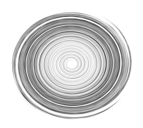 strudel circle abstract