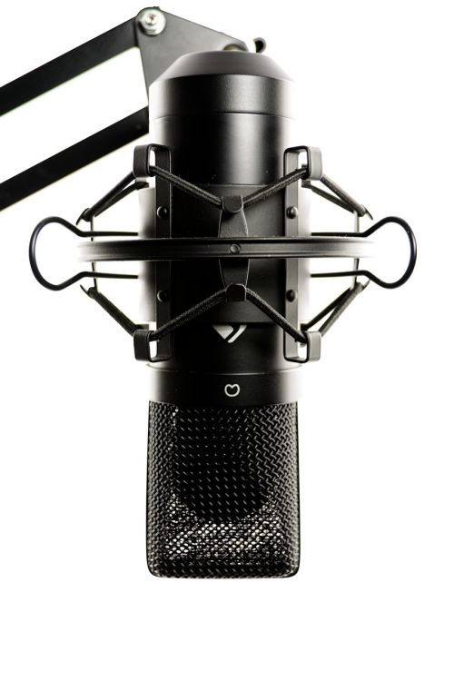 studio microphone vocal microphone