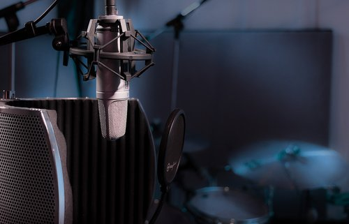 studio  micro  microphone