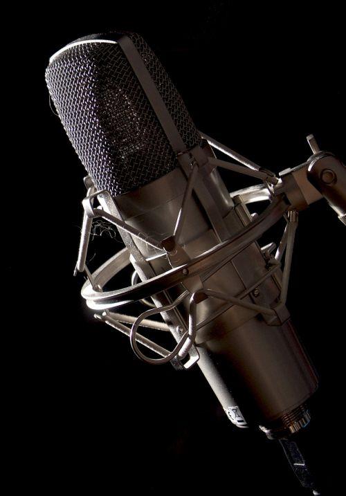 studio microphone microphone recording