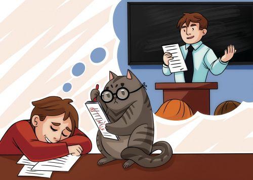 study student diploma