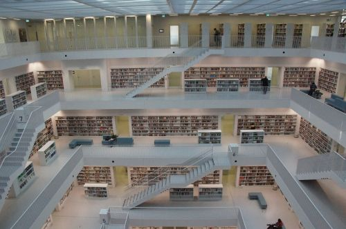stuttgart library books