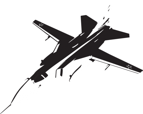 su24 reactive plane aviation