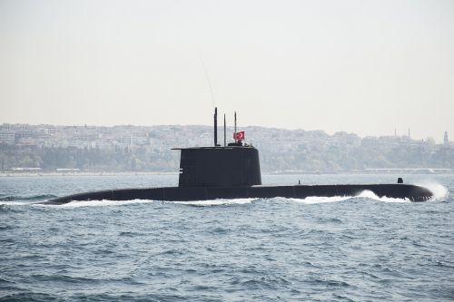 submarine ship vehicle