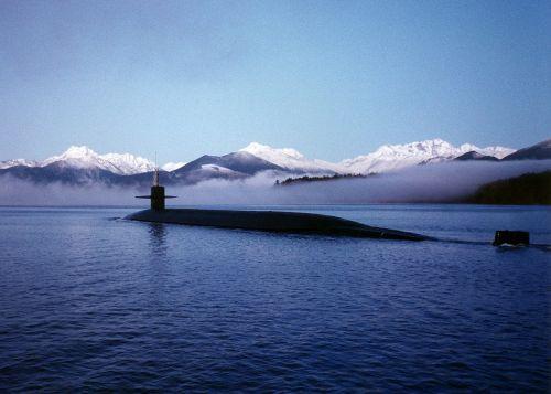 submarine us navy uss kentucky