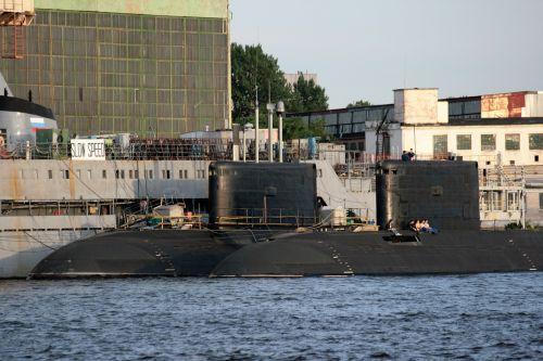 submarines water plant