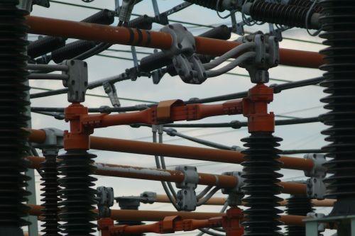 substation vvn high voltage