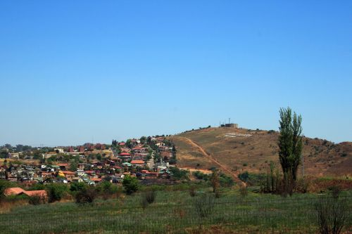 Suburb On A Hill