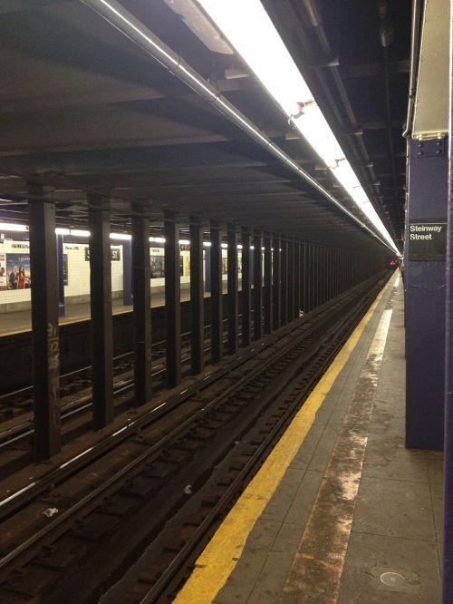 subway station platform