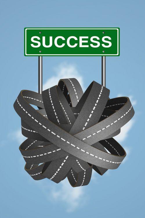 sėkmė,kelias į sėkmę,kryptis,verslas,kelias,kelias,kelias,ženklas,ateitis,sėkmingas,simbolis,rodyklė,kelionė,tikslas,pasiekimas,greitkelis,maršrutas,gatvė,progresas,vairuoti,gabenimas,karjera,pasisekė,finansai,idėja,tekstas,galimybė,finansinis,motyvacija