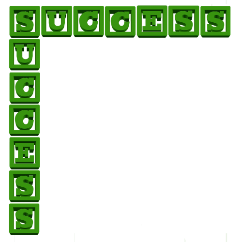 success letters message