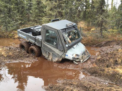 suck mud alaska