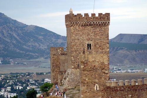 sudak and novy svet crimea genoese fortress