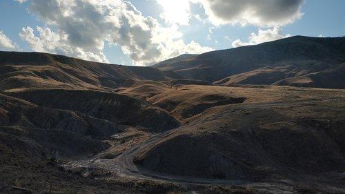 sudak and novy svet  summer  hills