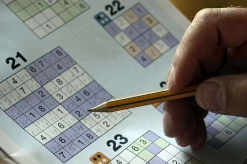 sudoku puzzles mysterious folder