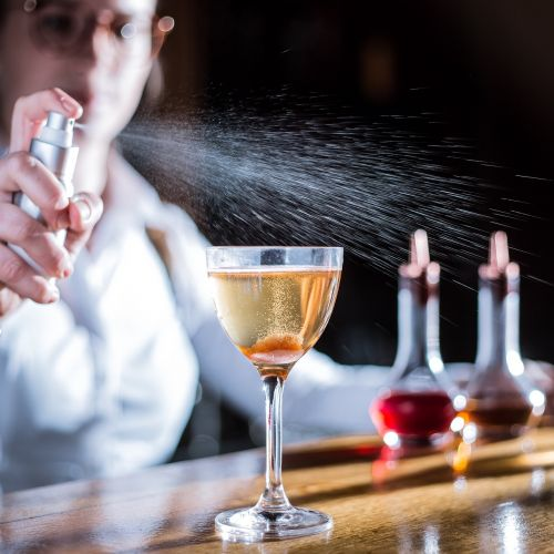 sugar cocktails syrup