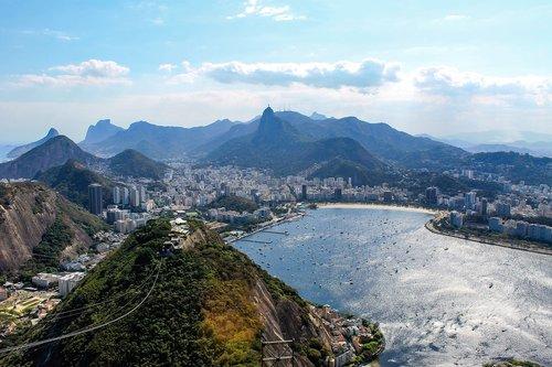 sugar loaf  rio de janeiro vacation  brazil