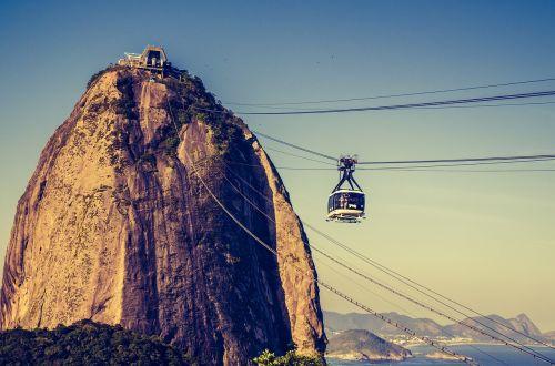 sugar loaf pão de açúcar rio de janeiro brazil