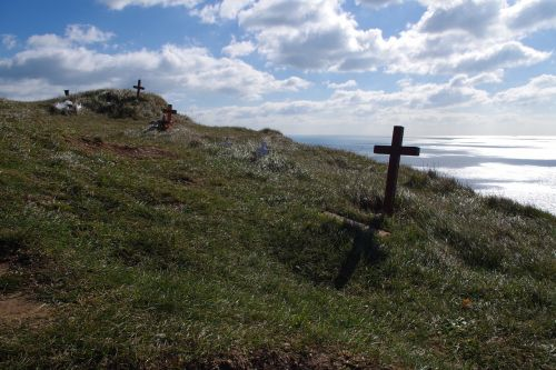 suicide beachy head crosses