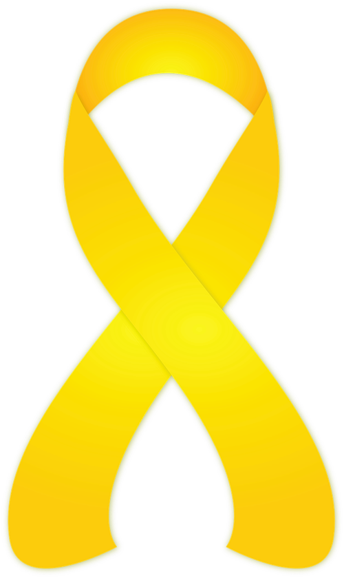 suicide  prevention  september yellow