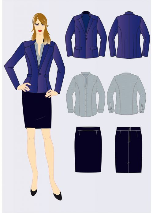 suit executive design