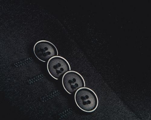suit blazer buttons
