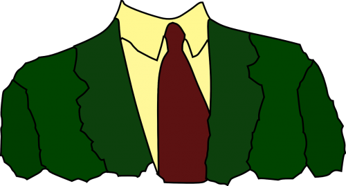 suit man clothing