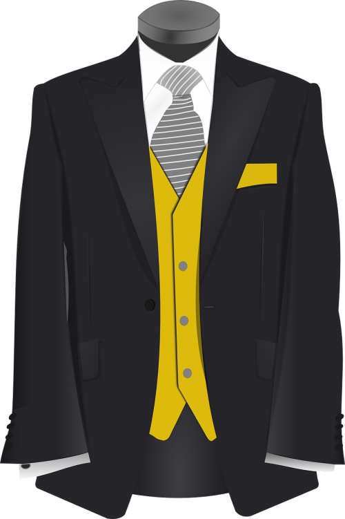 suit jacket shirt