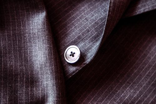 suit button knob