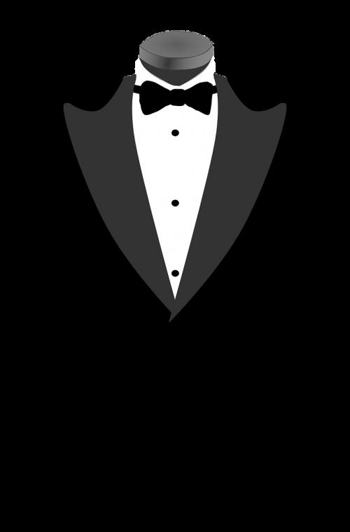 suit tie tuxedo