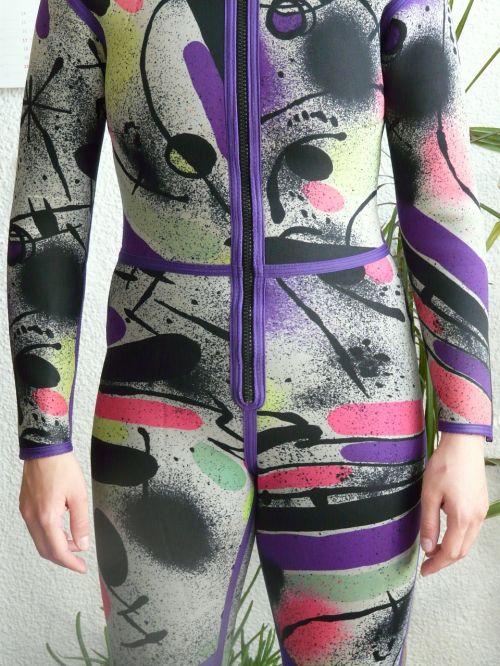 suit wetsuit water