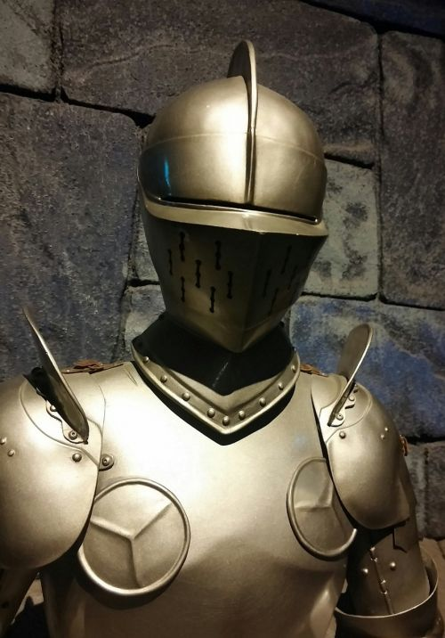suit of armour medieval king arthur