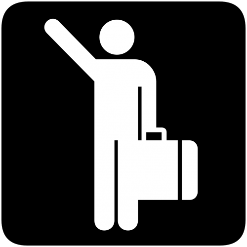 suitcase arriving flights