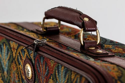 suitcase luggage baggage