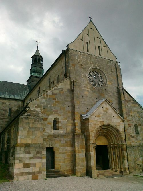 sulejow abbey church