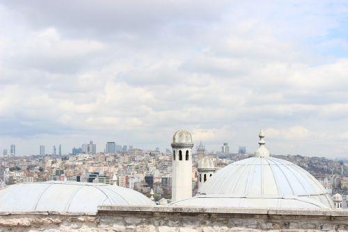 süleymaniye cami istanbul