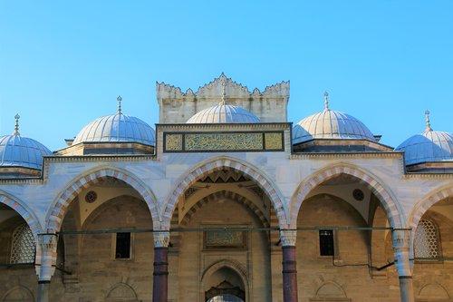 süleymaniye  istanbul  cami